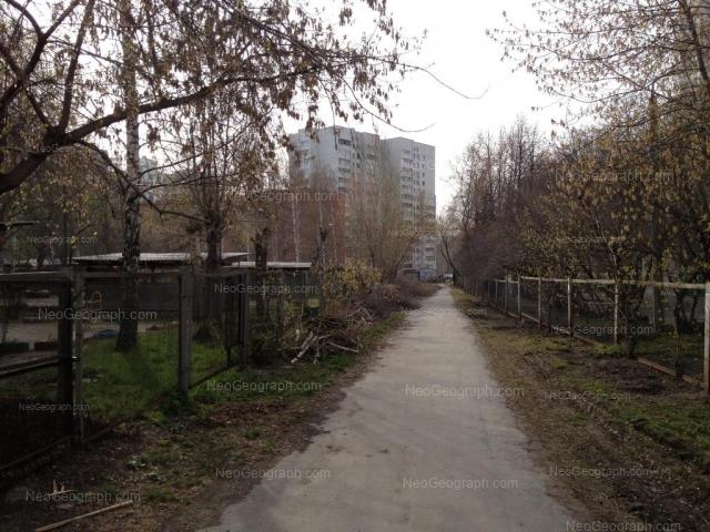 Адрес(а) на фотографии: Белореченская улица, 15/4, Екатеринбург