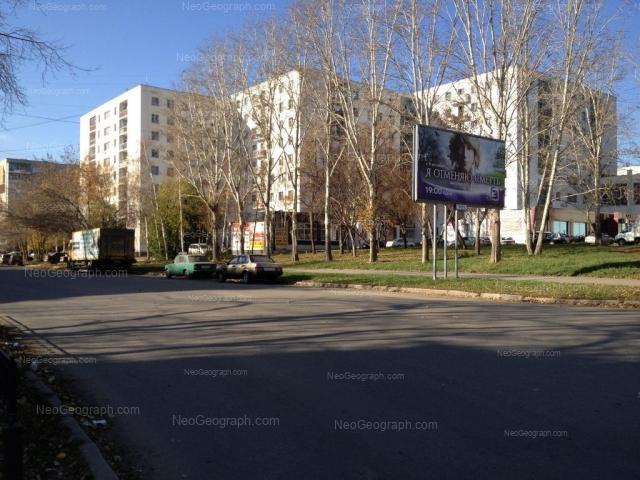 Адрес(а) на фотографии: Восточная улица, 182, 184, Екатеринбург