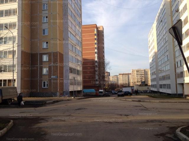 Адрес(а) на фотографии: Ухтомская улица, 45, 47, Екатеринбург