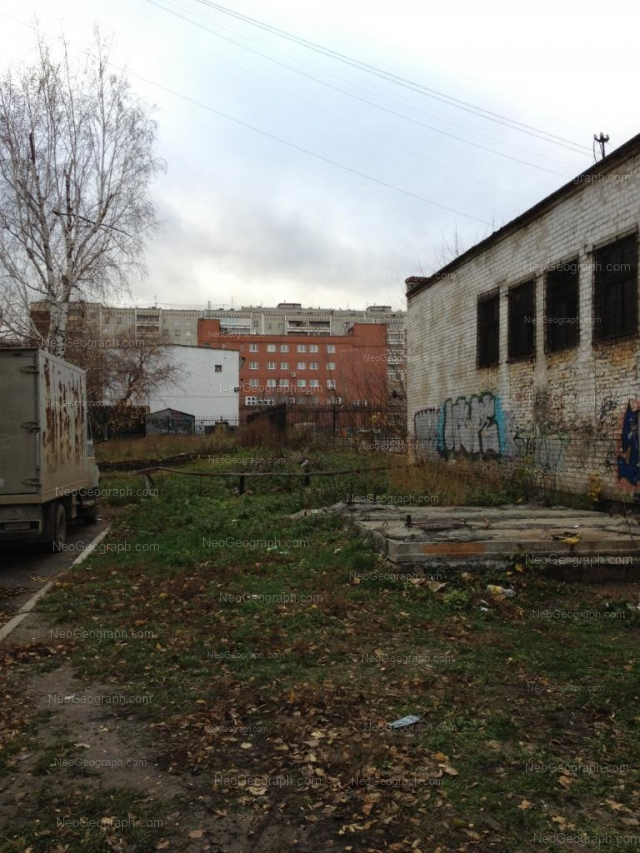Адрес(а) на фотографии: улица Щорса, 114, Екатеринбург