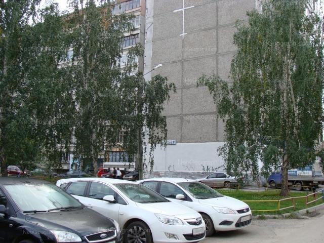 Адрес(а) на фотографии: бульвар Денисова-Уральского, 9, Екатеринбург