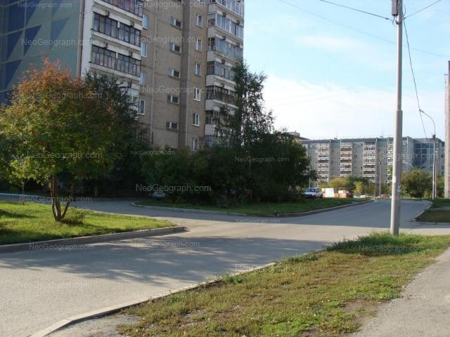 Address(es) on photo: Denisova-Uralskogo boulevard, 4, 6, Yekaterinburg
