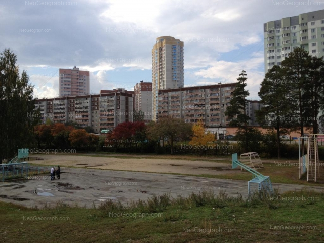 Адрес(а) на фотографии: Кунарская улица, 32, Екатеринбург
