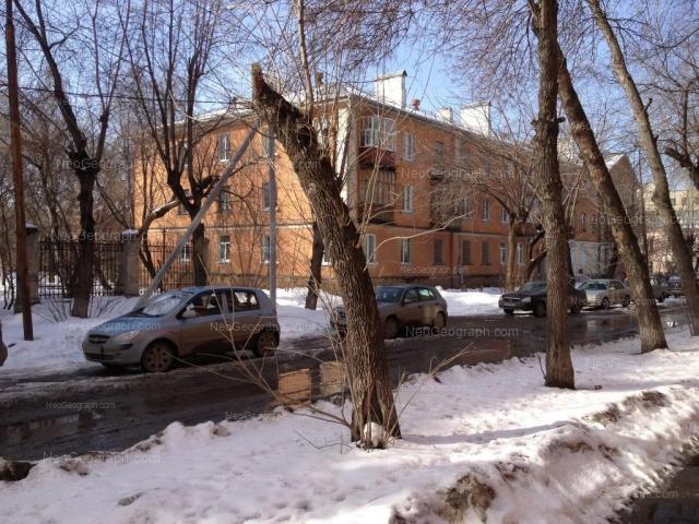 Address(es) on photo: Tekhnologicheskaya street, 2, Yekaterinburg