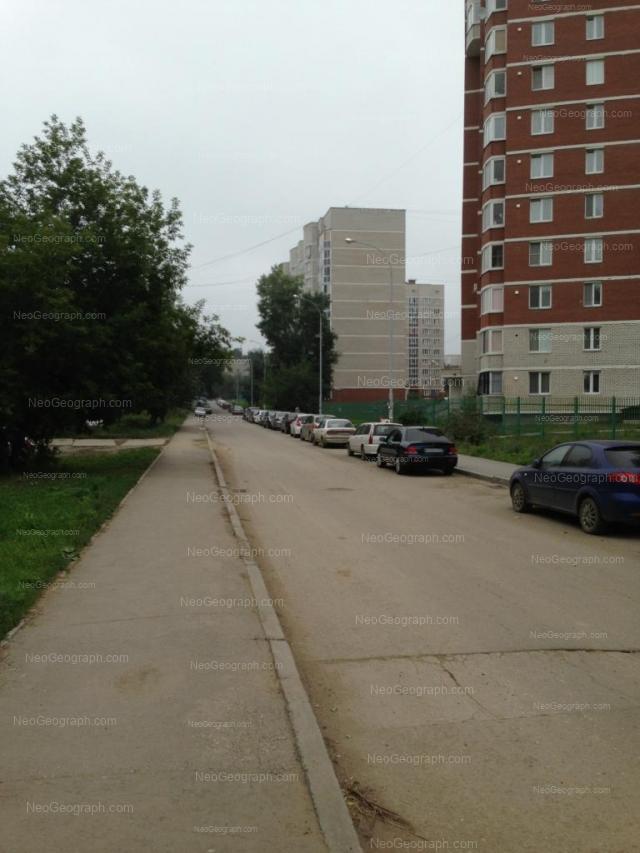 Адрес(а) на фотографии: Парниковая улица, 8, 12, Екатеринбург