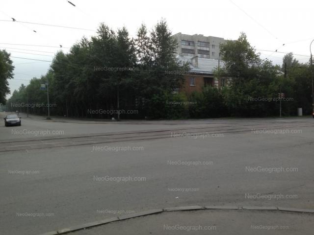 Address(es) on photo: Entusiastov street, 26, Yekaterinburg