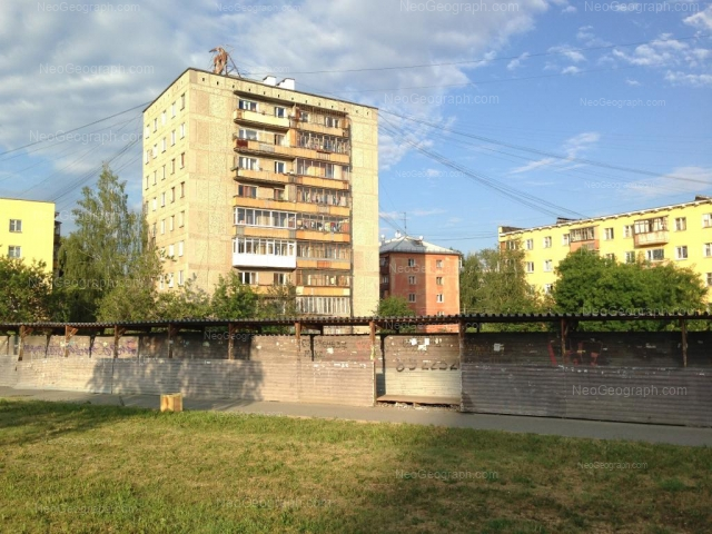 Адрес(а) на фотографии: проспект Космонавтов, 29А, 29Б, 31, Екатеринбург