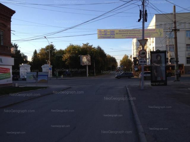Адрес(а) на фотографии: улица Максима Горького, 4/4, Екатеринбург