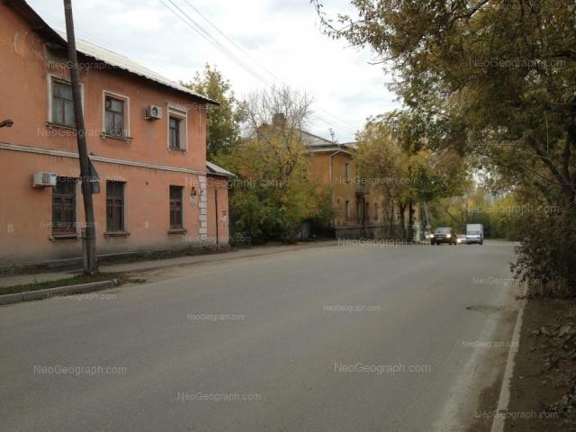 Адрес(а) на фотографии: улица Летчиков, 25, 35, Екатеринбург
