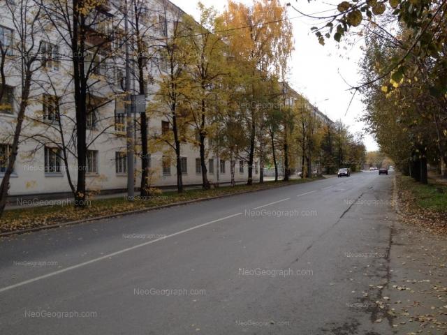 Адрес(а) на фотографии: улица Хмелёва, 18, Екатеринбург