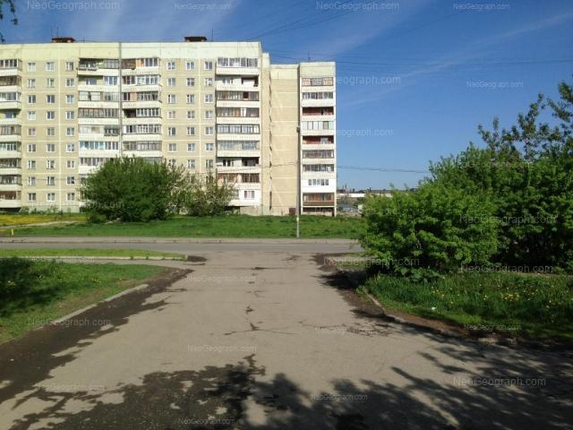 Адрес(а) на фотографии: Бисертская улица, 27, Екатеринбург
