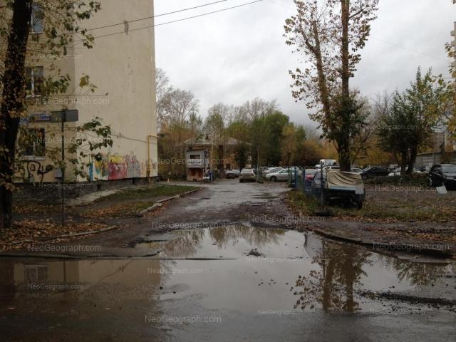 Адрес(а) на фотографии: Переходный переулок, 7, 9б, Екатеринбург