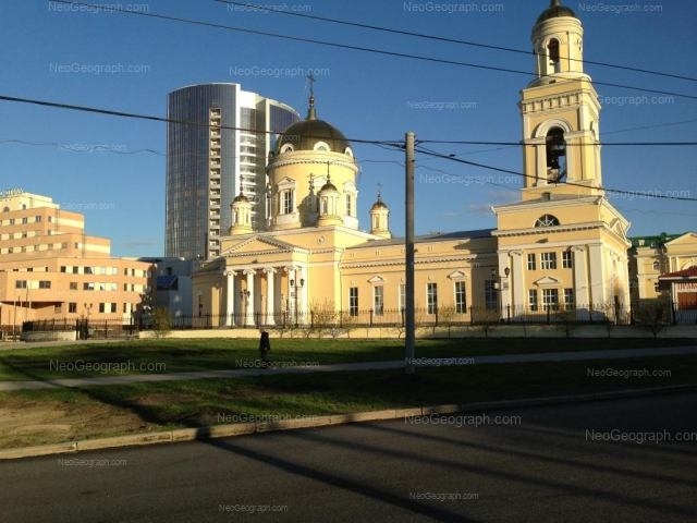 Адрес(а) на фотографии: улица Розы Люксембург, 57, 57б, Екатеринбург