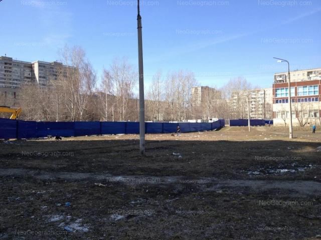 Адрес(а) на фотографии: улица Бебеля, 150, 152, 154, Екатеринбург
