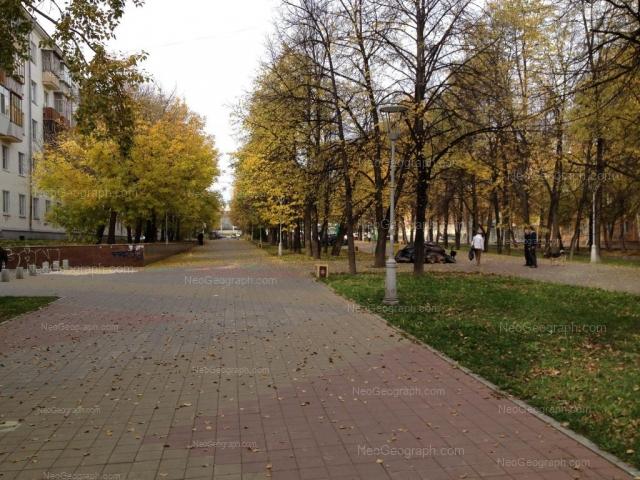 Адрес(а) на фотографии: бульвар Культуры, 19, 30, Екатеринбург
