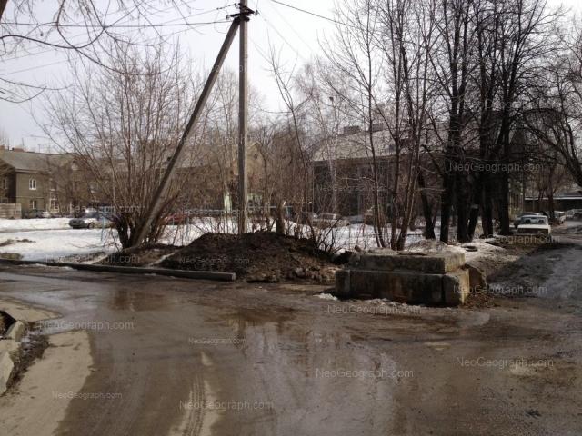 Адрес(а) на фотографии: Калиновский переулок, 3, 5, 7, Екатеринбург
