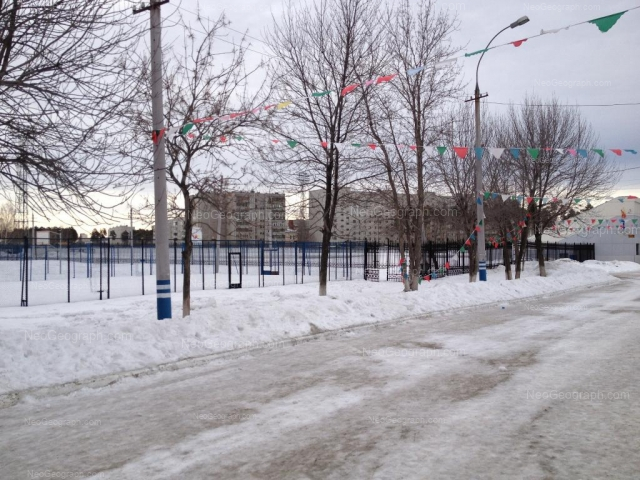 Address(es) on photo: Manevrovaya street, 17б, 25а, 27, 27а, Yekaterinburg