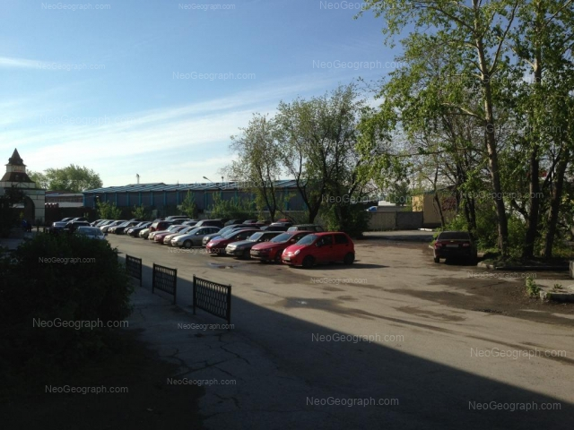 Адрес(а) на фотографии: Самолётная улица, 57, Екатеринбург