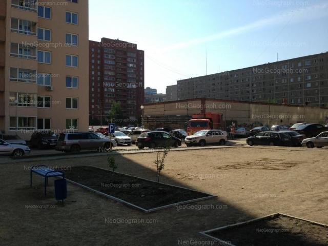 Адрес(а) на фотографии: Боровая улица, 23, 29, Екатеринбург