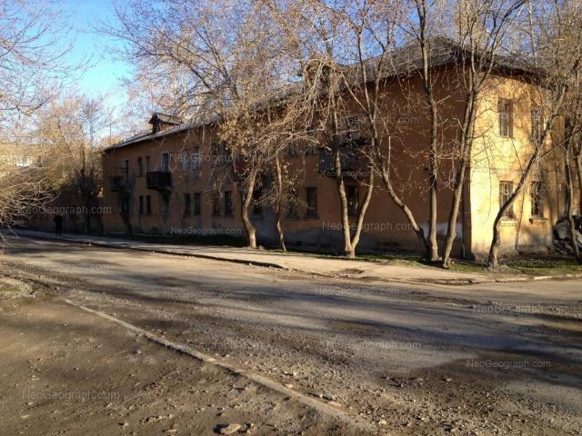 Address(es) on photo: Irbitskaya street, 8, 10, Yekaterinburg