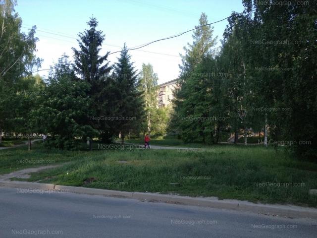 Адрес(а) на фотографии: улица Академика Бардина, 19, Екатеринбург