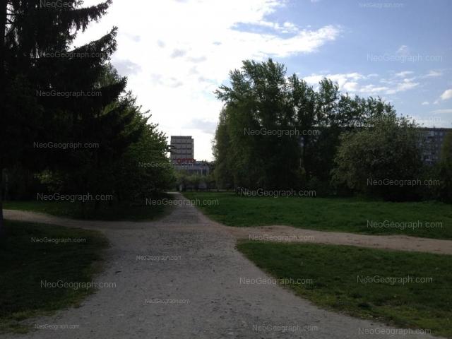 Адрес(а) на фотографии: улица Чкалова, 125, 129, Екатеринбург
