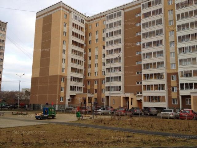 Адрес(а) на фотографии: Ухтомская улица, 41, Екатеринбург
