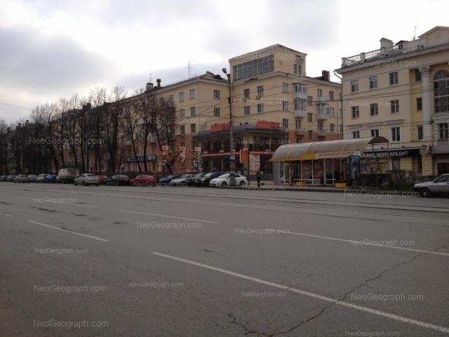 Адрес(а) на фотографии: проспект Ленина, 60, 62/1, 62/2, 64, Екатеринбург