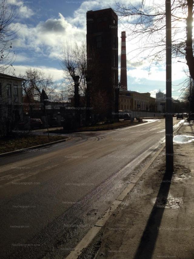Адрес(а) на фотографии: улица Софьи Ковалевской, 4, Екатеринбург