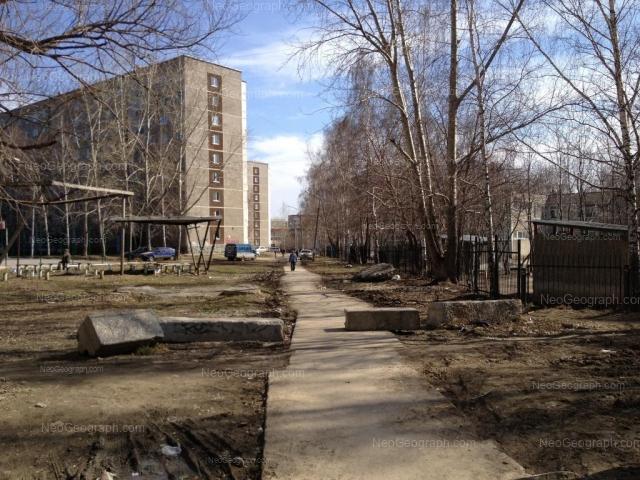 Адрес(а) на фотографии: улица Бебеля, 154А, Екатеринбург