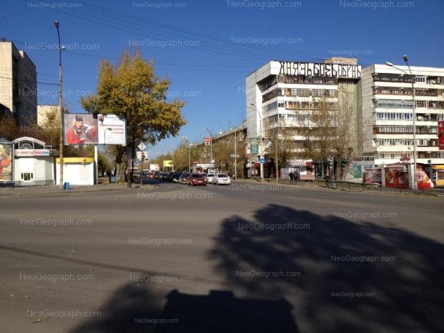Адрес(а) на фотографии: Восточная улица, 21, 23, 23А, 166, Екатеринбург