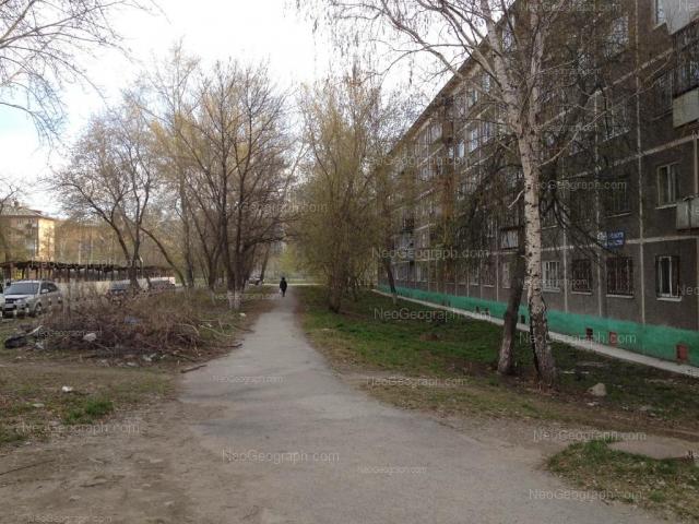 Адрес(а) на фотографии: Посадская улица, 30/1, 31, Екатеринбург