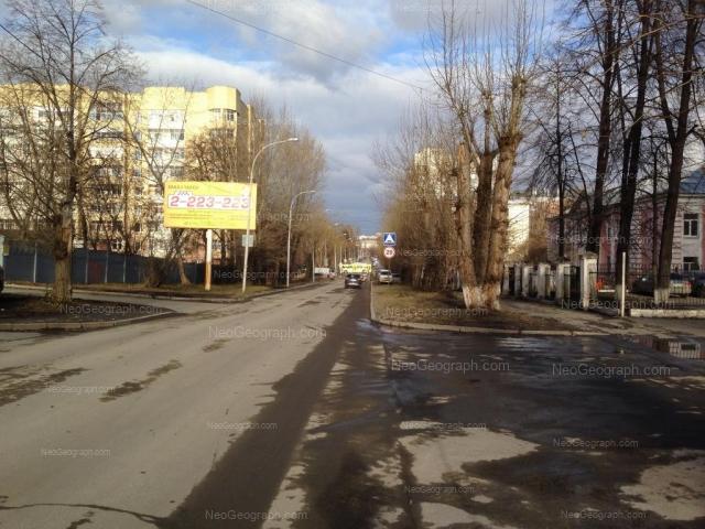 Адрес(а) на фотографии: улица Софьи Ковалевской, 9, 10, 12, Екатеринбург