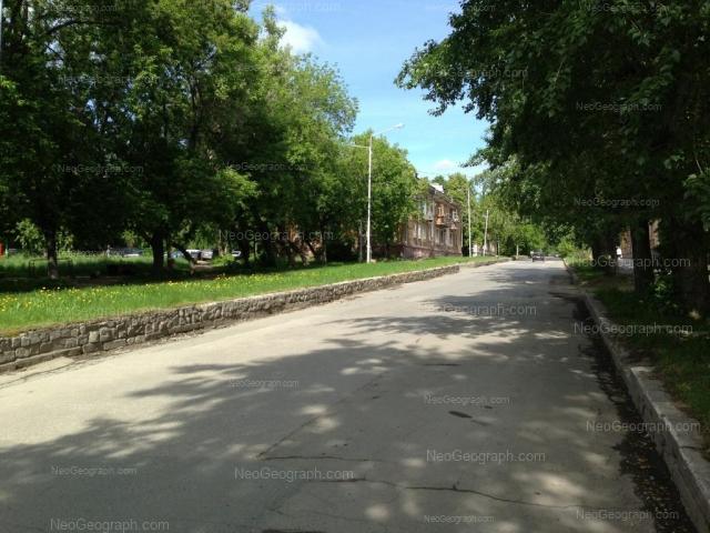 Address(es) on photo: XXII partsiezda street, 3, 4, 5А, Yekaterinburg