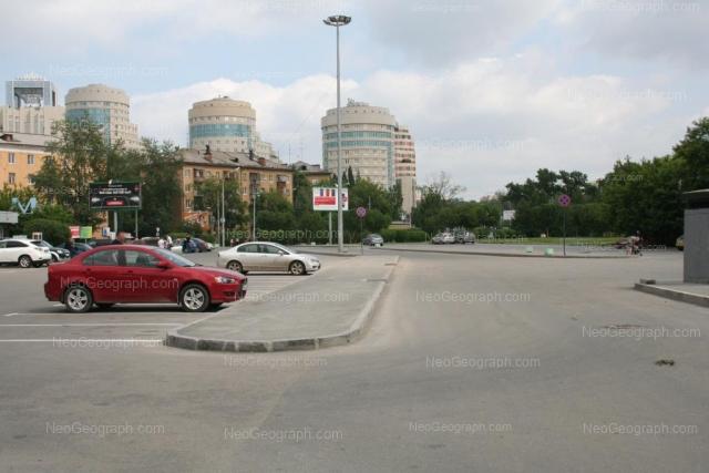 Address(es) on photo: Krasniy lane, 13, 15, Yekaterinburg