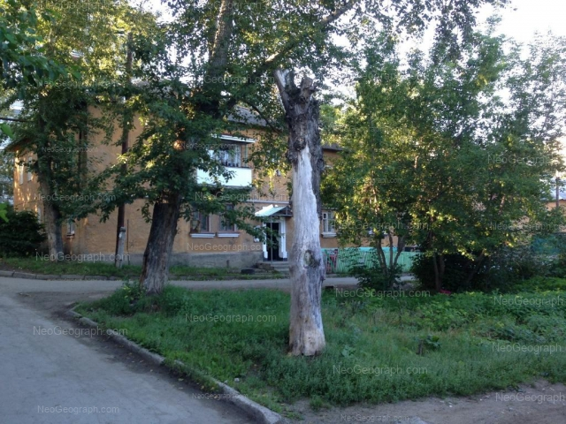 Адрес(а) на фотографии: улица Замятина, 27, Екатеринбург