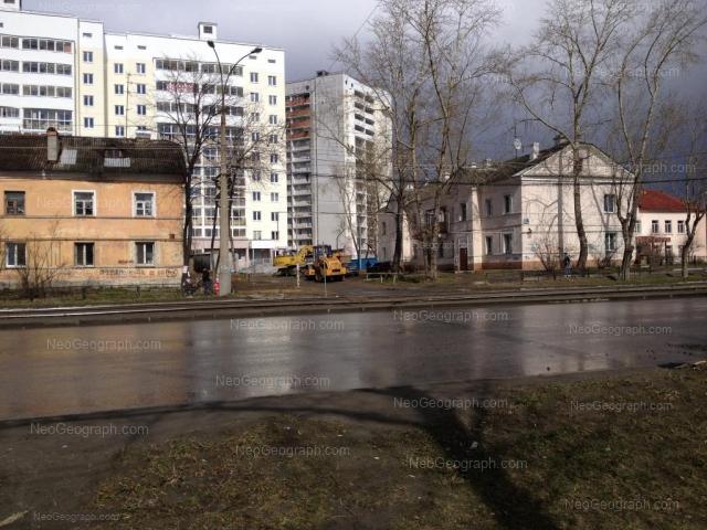 Адрес(а) на фотографии: Техническая улица, 56, 58, 58а, Екатеринбург