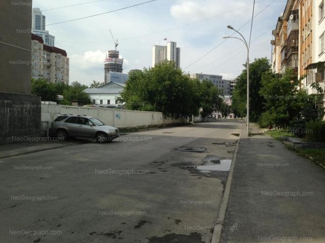 Адрес(а) на фотографии: улица Володарского, 4, 7А, Екатеринбург