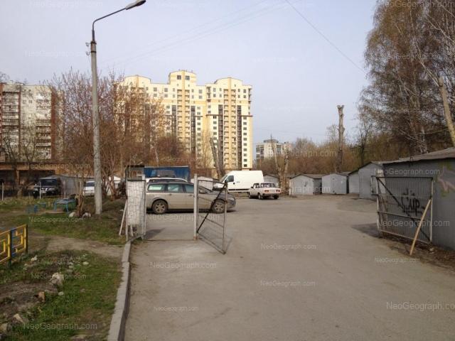 Адрес(а) на фотографии: Посадская улица, 28/4, Екатеринбург
