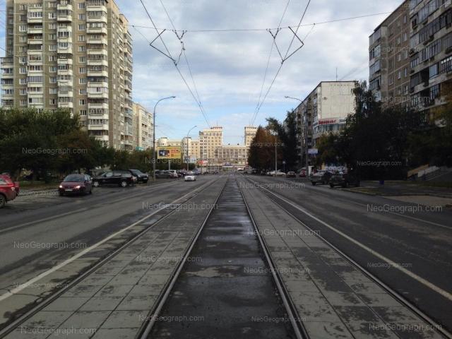 Address(es) on photo: Vikulova street, 28Б, 33/1, 35/1, Yekaterinburg