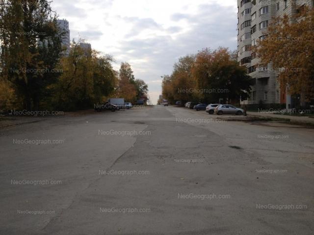 Address(es) on photo: Tatischeva street, 6, 49, Yekaterinburg