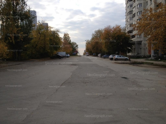 Адрес(а) на фотографии: улица Татищева, 6, 49, Екатеринбург