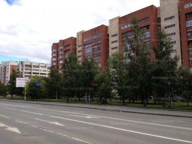 Адрес(а) на фотографии: улица Фурманова, 63, 67, Екатеринбург