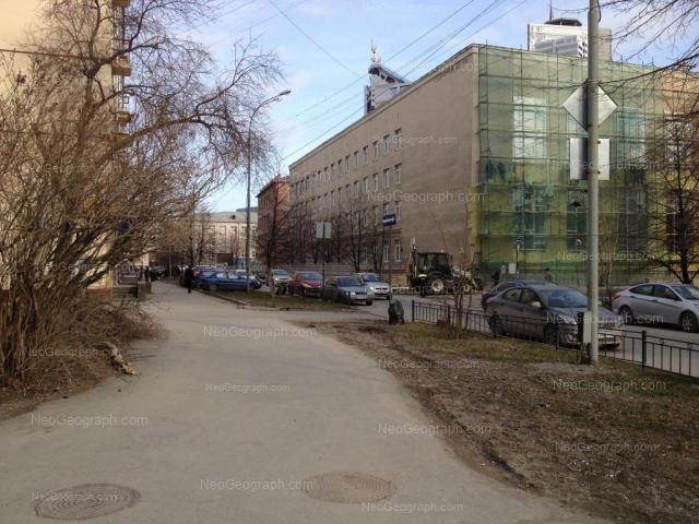 Адрес(а) на фотографии: улица Челюскинцев, 15, 90, Екатеринбург