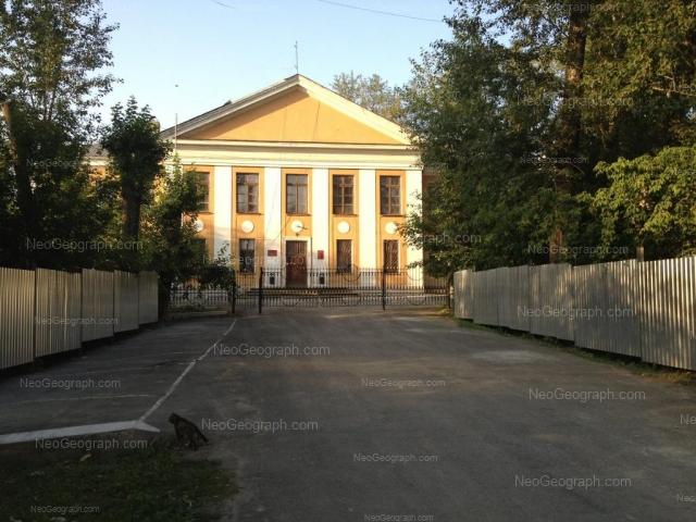 Address(es) on photo: Vishnevaya street, 49А, Yekaterinburg