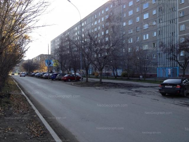 Адрес(а) на фотографии: Волгоградская улица, 35, Екатеринбург