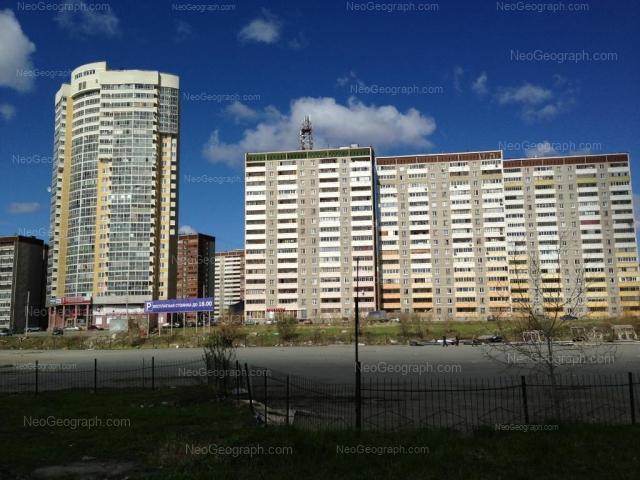 Адрес(а) на фотографии: Техническая улица, 12, 14, 14к2, 16, 20, Екатеринбург