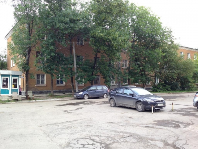 Address(es) on photo: Lomonosova street, 36, Yekaterinburg