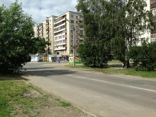 Адрес(а) на фотографии: улица Уральских Рабочих, 49, Екатеринбург