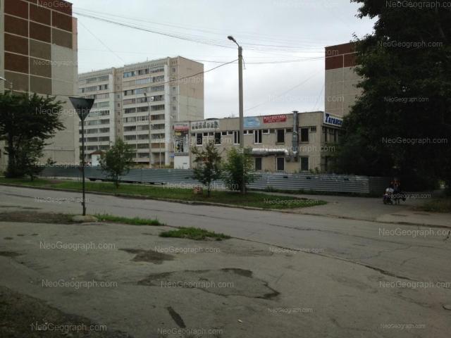 Адрес(а) на фотографии: Таганская улица, 51, 51А, Екатеринбург
